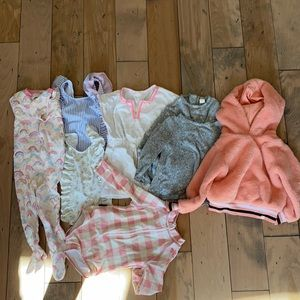 Girls lot 18-24 mths/2T pottery barn kids crewcuts